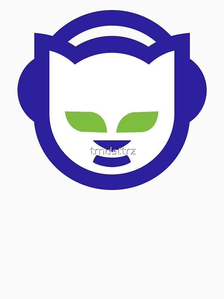 Napster Retro Logo by trndsttrz