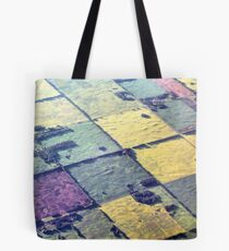 Like A Patchwork Quilt Tote Bag