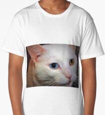 My wise ol' cat Long T-Shirt