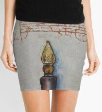 Music Mini Skirt