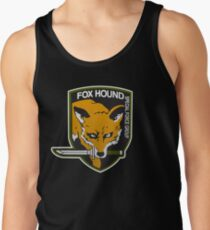 Fox Hound Special Force Group Tank Top