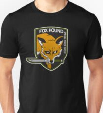 Fox Hound Spezialeinheit Slim Fit T-Shirt