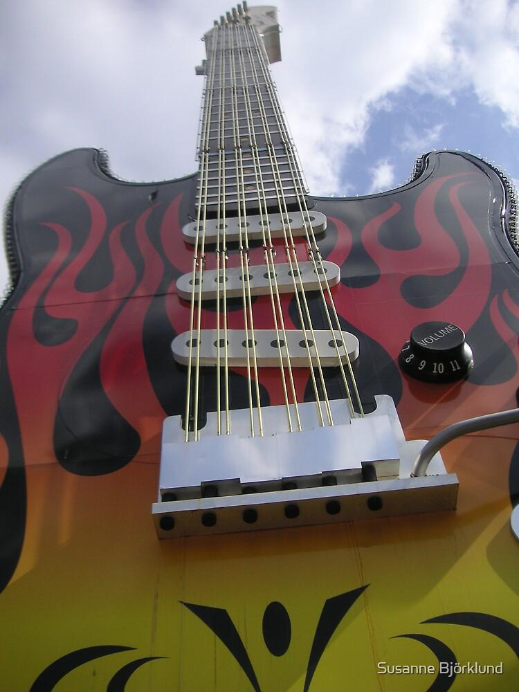 Guitar Hero by Susanne Björklund