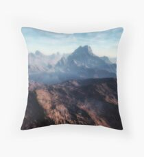 Primeval Floor Pillow