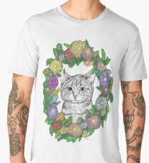 Kitten On Display Men's Premium T-Shirt