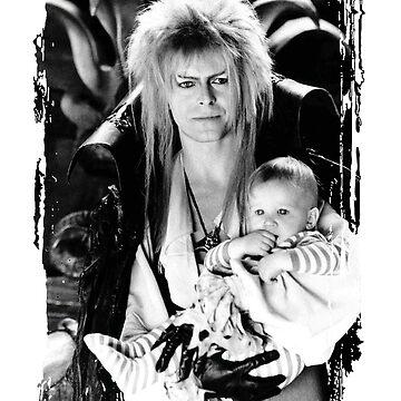 David Bowie - Jareth: Babysitter für Miete von HausOfAyr