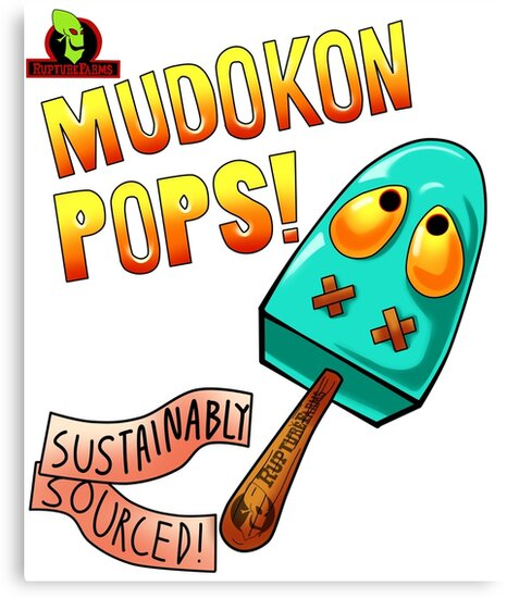 Mudokon Pops by ghostofstarman