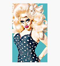 Trixie Mattel seduction large Photographic Print