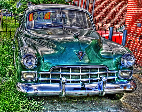 1948 cadillac front- full by henuly1
