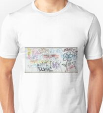 Stokes Croft Flower Tags T-Shirt