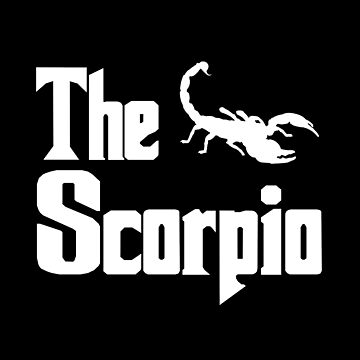 Scorpio - Zodiac Sign Horoscope T-Shirt by thevoice123