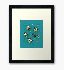 Firefly Framed Print