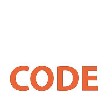 Eat Sleep Code Repeat Programming Coding  by gdxz