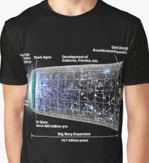 Shape of the universe Graphic T-Shirt