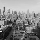 Chicago Roofs by Geoffrey Fighiera