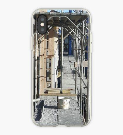 Construction iPhone Case