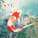 koi carp by T Pryke