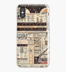 science infographic iPhone Case