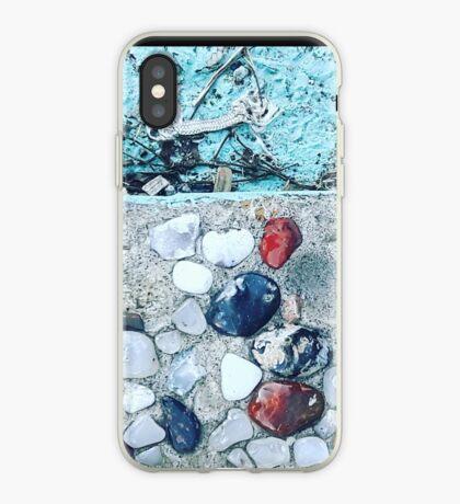 Modern fossils iPhone Case