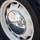 Lancia Aprilia Wheel by Flo Smith