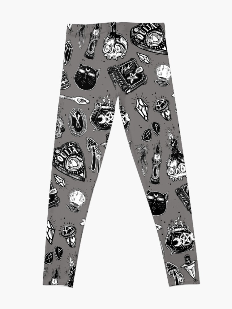 Alternate view of Witchy  Leggings