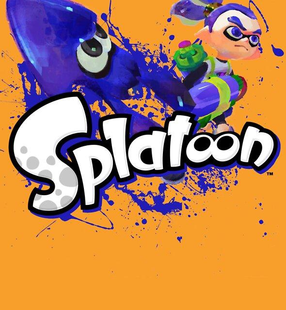Splatoon - Inkling  by TheBritishSonic