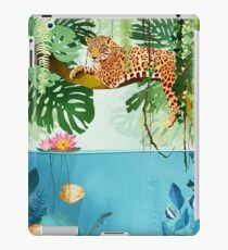 Welcome to the Jungle iPad Case/Skin