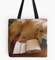 I Can't Write!! Tote Bag
