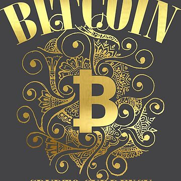 Cryptocurrency Bitcoin  by ramanandr