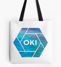 Okinawa Graphic Tote Bag