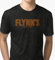 Camiseta de tejido mixto Arcade de Flynn