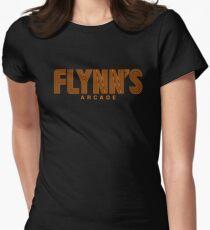 Flynn's Arcade Women's Fitted T-Shirt