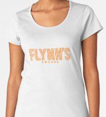 Flynn's Arcade Women's Premium T-Shirt