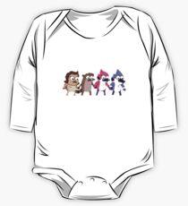 Regular Show - Babies One Piece - Long Sleeve