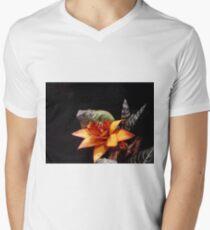 Moonlight Stroll Men's V-Neck T-Shirt