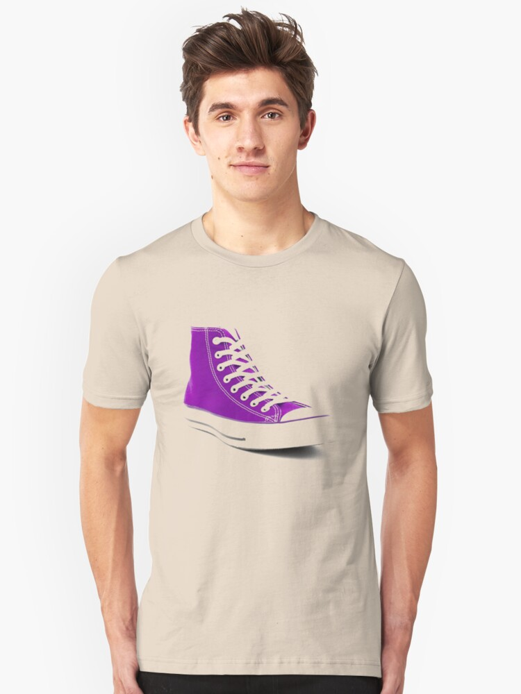 Gym Boot Unisex T-Shirt Front