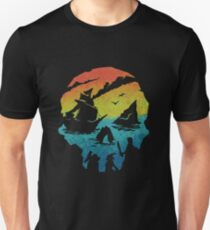 Sea of Thieves Sunset Unisex T-Shirt