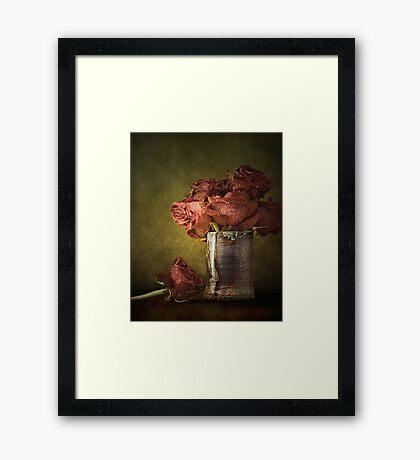 Family Gifts Framed Print