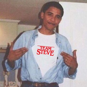 Team Steve Barry by supertrump