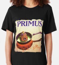 Frizzle Rock Fry Slim Fit T-Shirt
