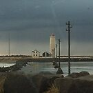 Lighthouse at Grótta by deepaHHV