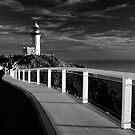 Byron Bay Lighthouse by Garry Schlatter
