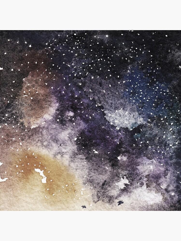 Nachthimmel von HandAndDote