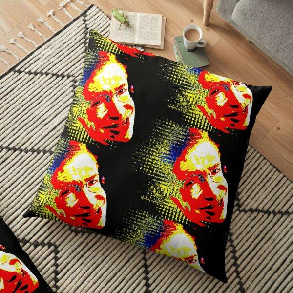 Hawking Waves Floor Pillow