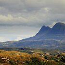 Suilven Sutherland by Alexander Mcrobbie-Munro
