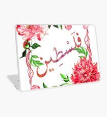 Floral Palestine Laptop Skin