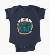CHOOSE KINDNESS | We Choose To Be Kind Anti Bullying Message! One Piece - Short Sleeve