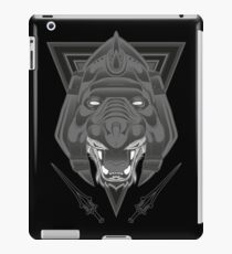 Warfeline! BW iPad Case/Skin