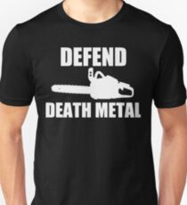 Defend Death Metal T-Shirt