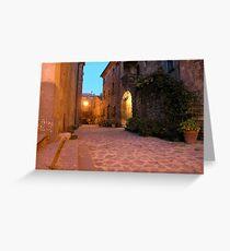 Civita di Bagnoregio Greeting Card